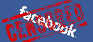 Facebook is censored and biased against certain topics and opinions. You can not express yourself in any way you feel fit, but only if it is Facebook fit.